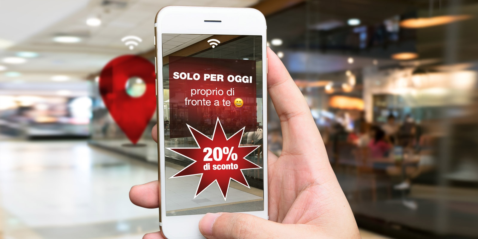 Proximity Marketing e Proximity Payment